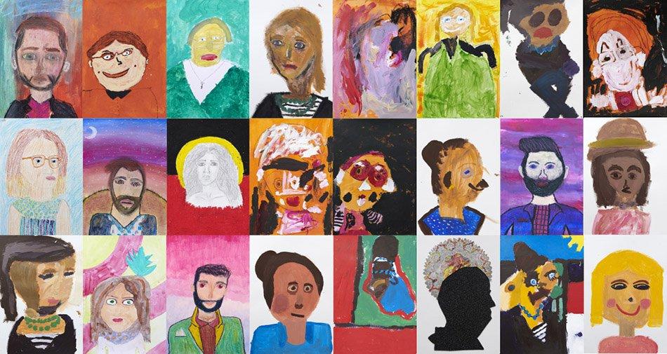Who's Who Portrait Prize 2019